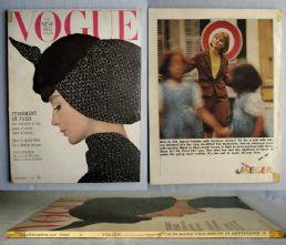Vogue Magazine - 1963 - September 1st